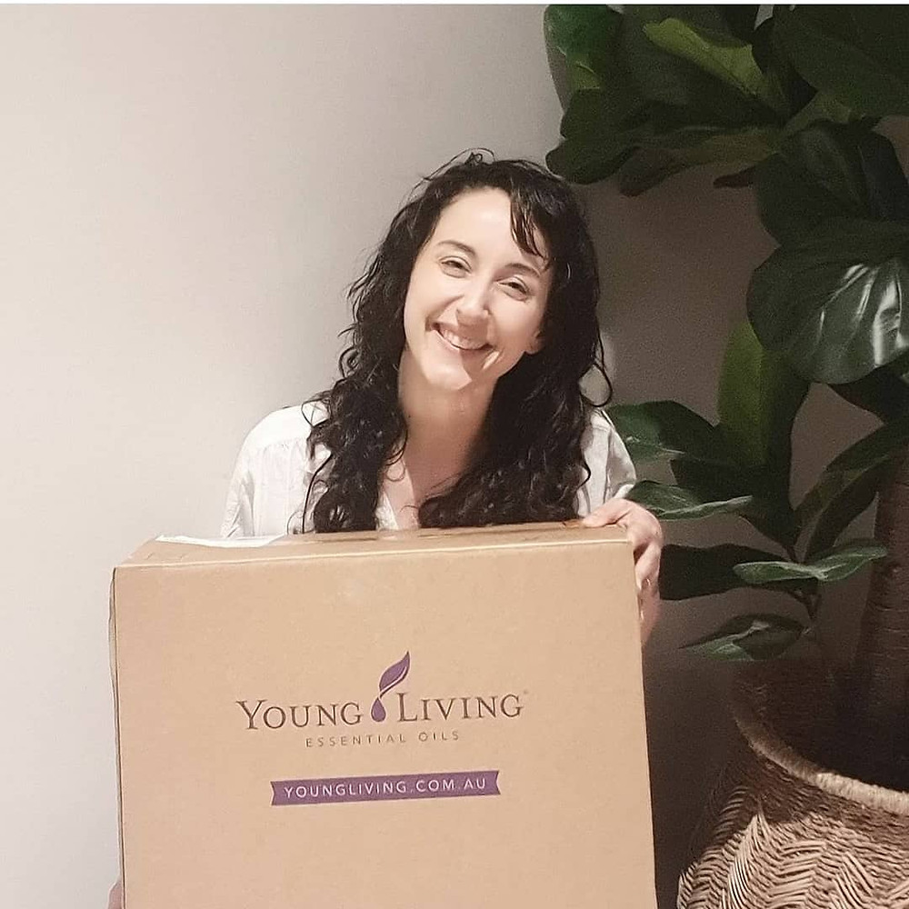 young living essential rewards order august 2020 - holistic life coach Blair Kalivati