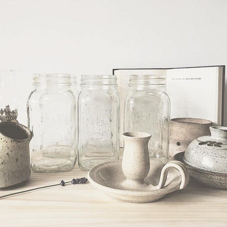 The Beginners Guide To Freezing Using Glass Jars