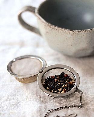 loose leaf tea - herbal helpers