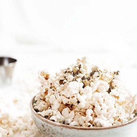 Healthy & Sustainable Popcorn Hack