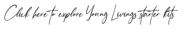 Explore young livings starter kits