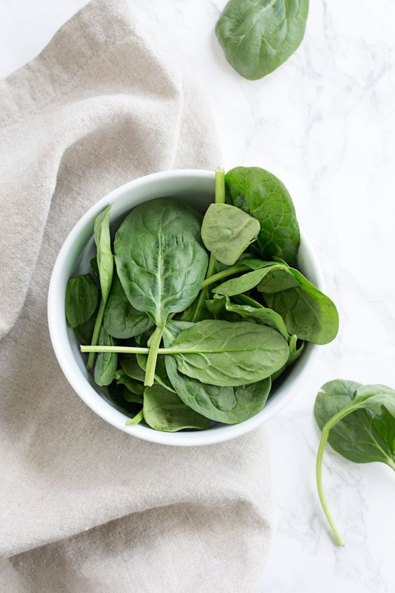 Spinach - Meal Plan Membership - Recipe Subscription