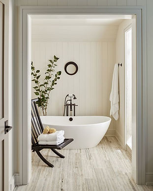 sustainable and healthy bathroom products
