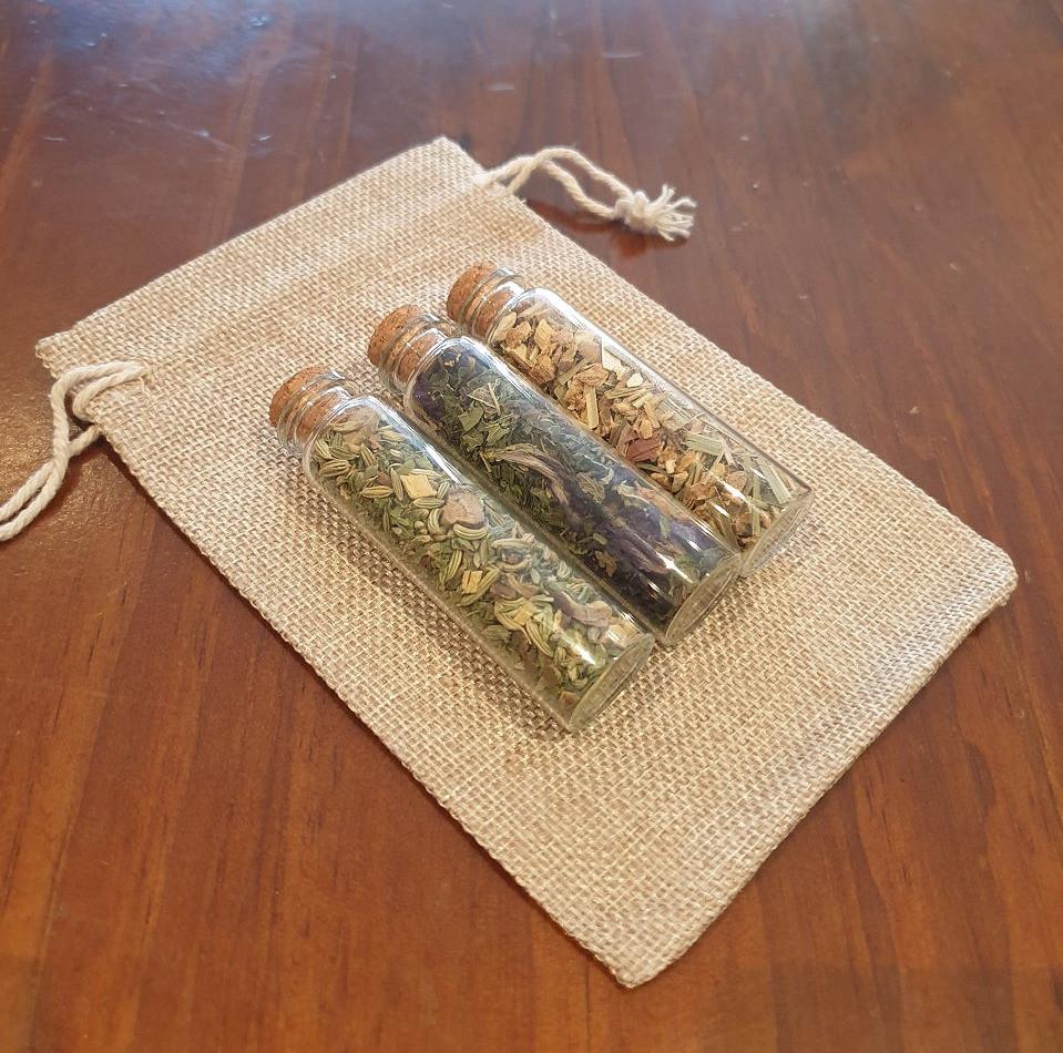 herbal helper hamper