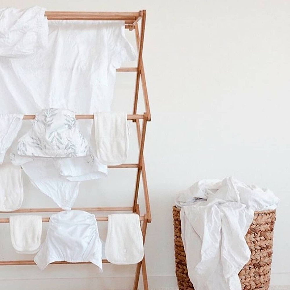 cloth nappies - how to live more sustainably