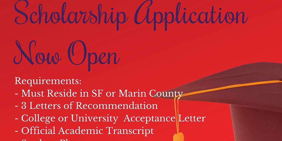 SFAC Scholarship Application Due