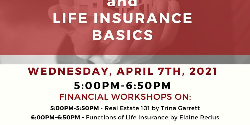 Real Estate and Life Insurance Basics