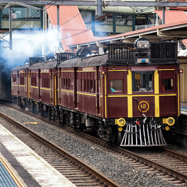 Railmotor Travel