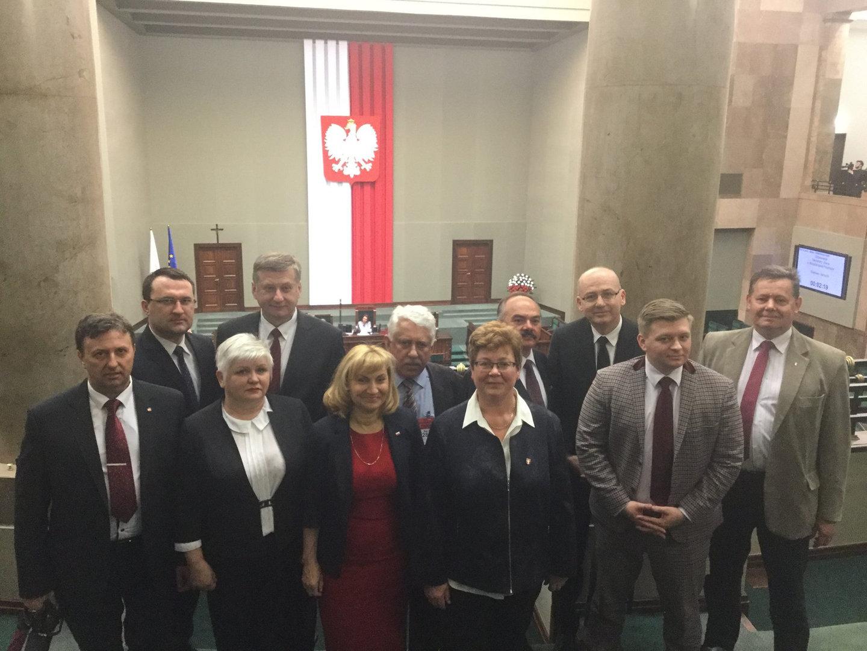 Wizyta Radnych z Powiatu Krakowskiego w Sejmie.jpg