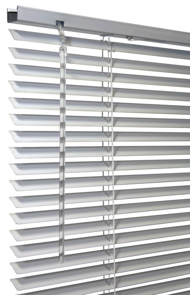 Lift Lock Aluminum Blinds Full Shade