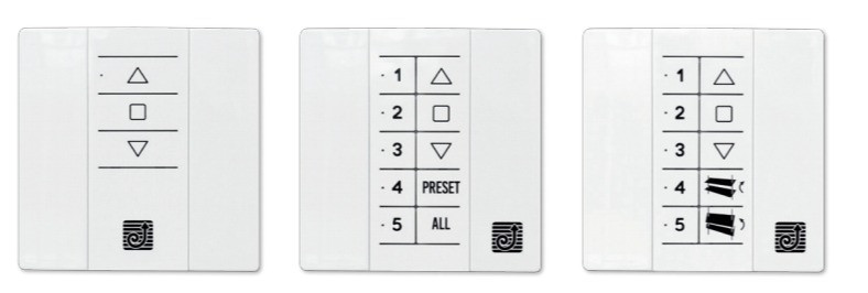 Emitto Smart Line Wall Switch