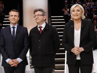 Marine, Emmanuel et le teneur de chandelle: A round-up of the French elections
