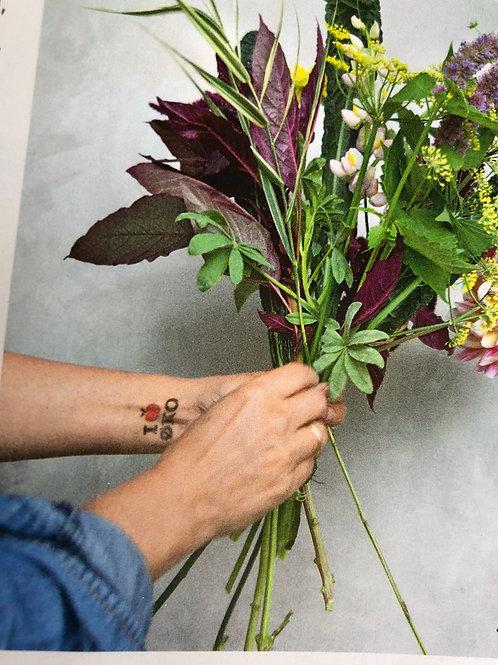 8/9 - Aften blomsterworkshop på Mangholm