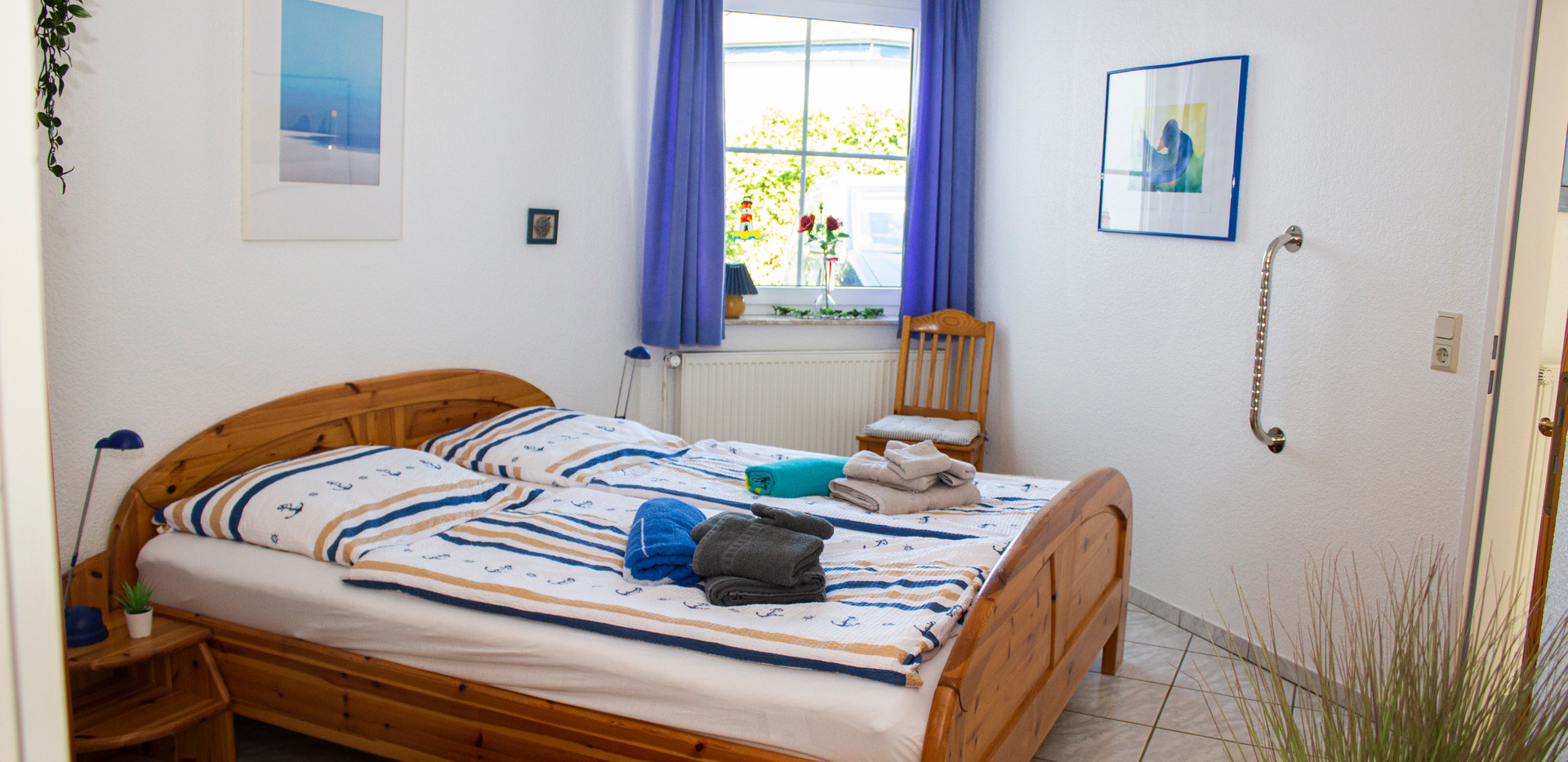 Schlafzimmer 1 von 3 - unten