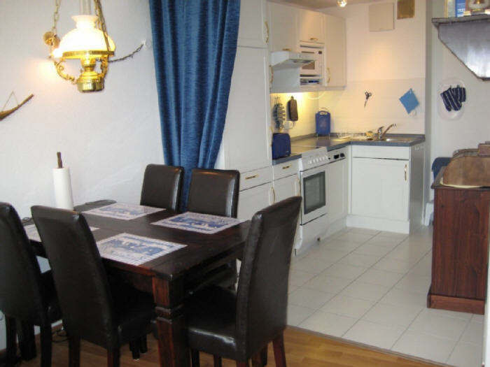 Essbereich & Küche