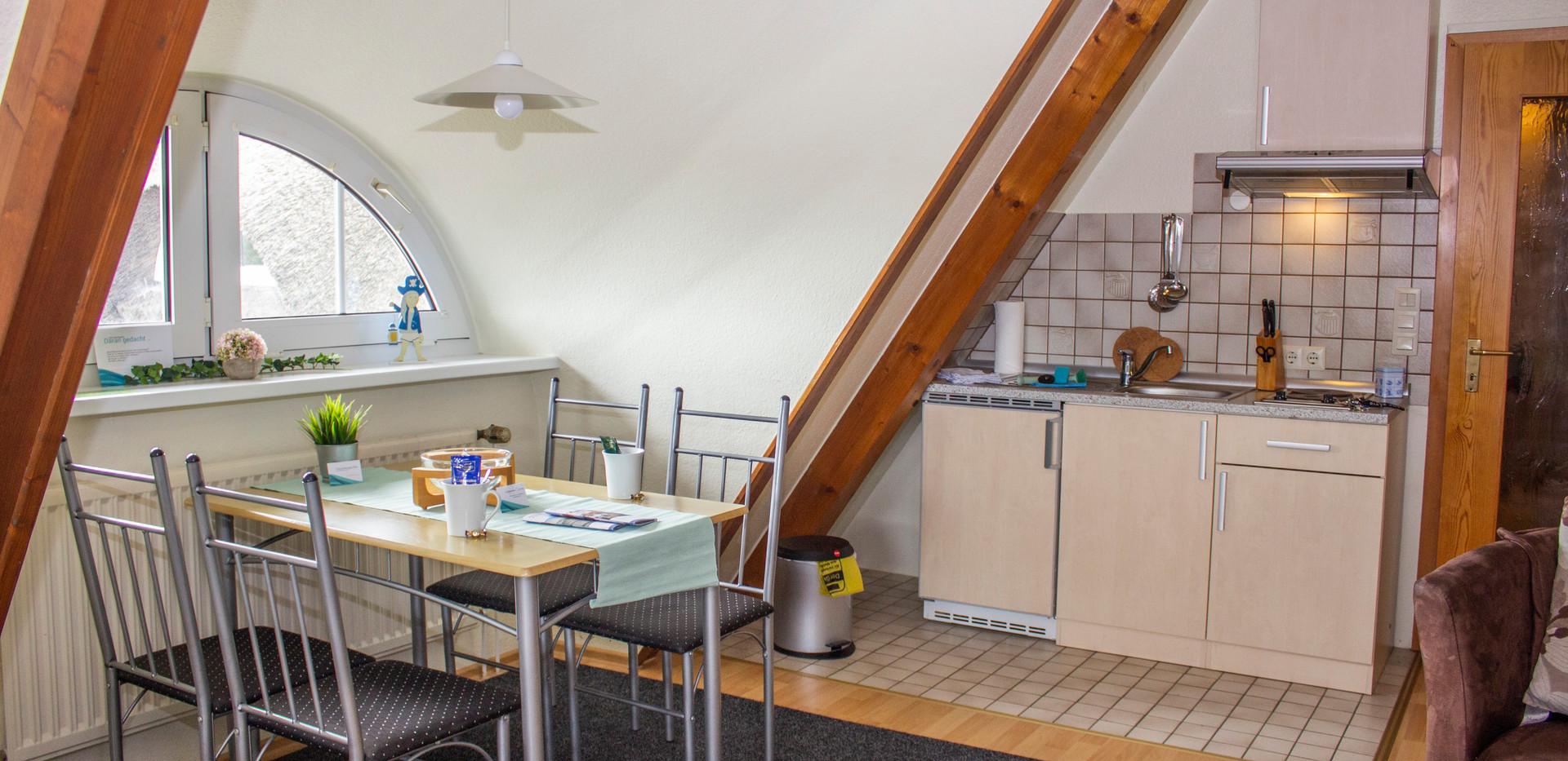Essbereiche & Küche