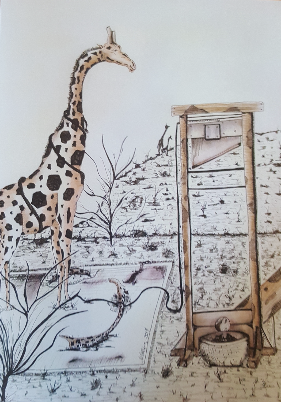 The Giraffe is Jealous