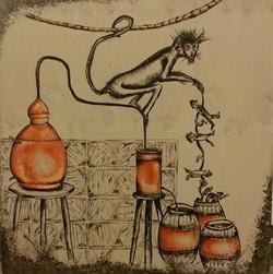 The Monkey Distillery