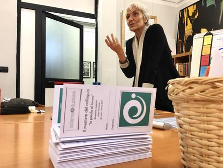 IL MESTIERE DEL COLLOQUIO con Maria Cristina Koch
