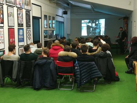 """Foto-proiezione commentata """"I Bolscevichi al potere"""" con gli studenti dell'Istituto Tartaglia"""