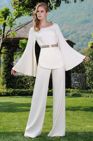 Cady Blouse and Cady Pants