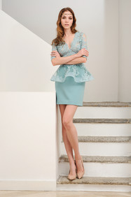 Lace Top and Cady Skirt