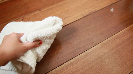 How to keep your hardwood floors as good as new