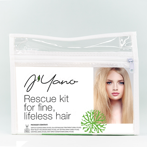 Rescue Kit for Fine Hair