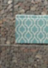 Flat weave rug, reversible rug, Wool rug, Handmade