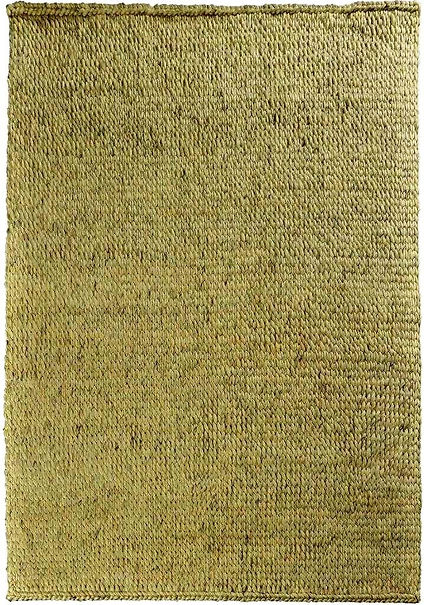 Jute rug, Modern, Handmade, Natural color