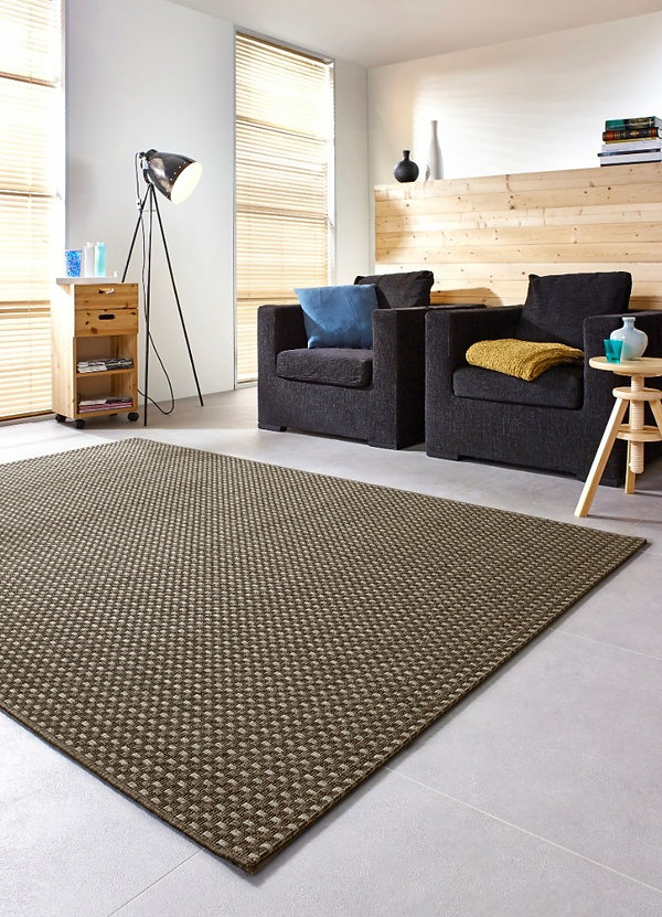 Outdoors rug, Modern