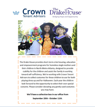 Help us support The Drake House
