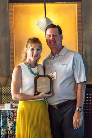 Our Dr. Sengel was inducted into the Hinman Dental Society!