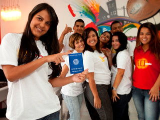 Coletivo Jovem é oportunidade de capacitação para o primeiro emprego