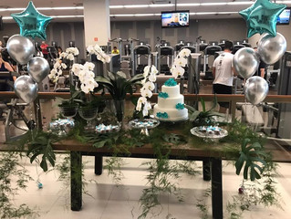 Em ritmo de festa, Bodytech do Iguatemi Esplanada celebrou um ano de funcionamento