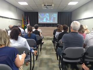 FIESP recebe Secretário Especial de Previdência e Trabalho, Rogério Marinho, para falar aos empresár