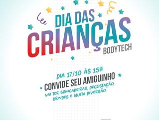 Bodytech do Iguatemi Esplanada promove aulão especial para os pequenos