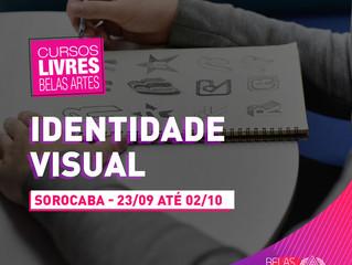 Belas Artes Sorocaba-Votorantim oferece curso livre de Identidade Visual