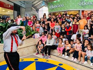 Iguatemi Esplanada traz opções divertidas para as crianças nos meses de junho e julho