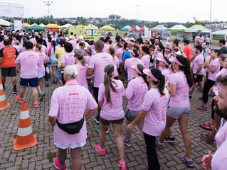 Corrida em prol à Liga Sorocabana de Combate ao câncer faz treino domingo