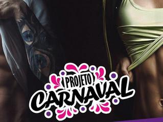 """Bodytech lança """"Projeto Carnaval"""" para estimular a prática de exercícios"""
