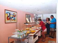 Sala de Pequenos Almoços