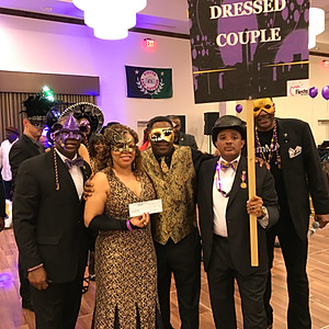 2019 Fiesta Masquerade