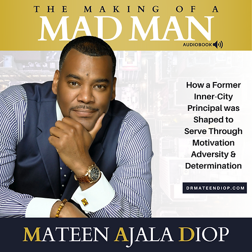 The Making of a MAD Man (Audiobook)
