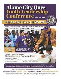 Youth Leadership Conference Flyer_Nov20.