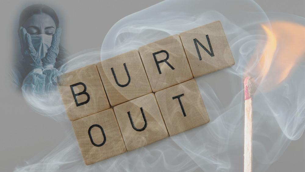 Burn Out soignants - Infirmière - Allumette