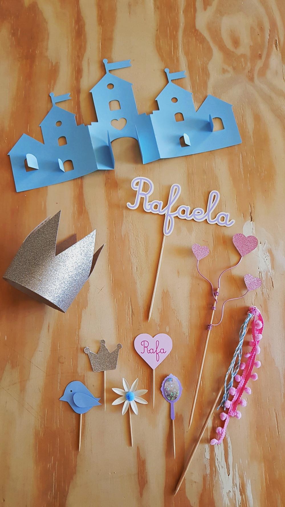 kit festa princesas