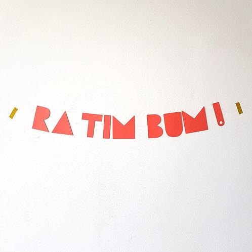 """Varal """"RaTimBum"""""""