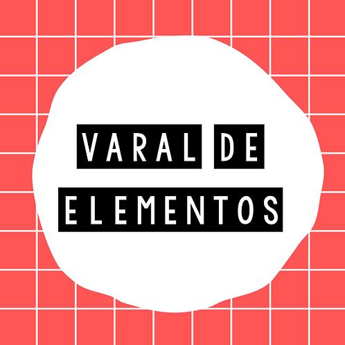 Varal de Elementos