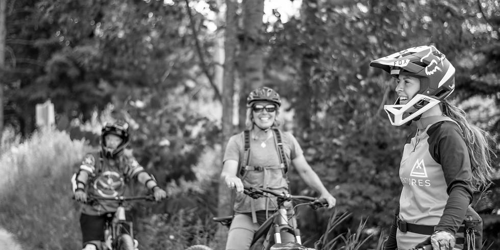 Minii Adventures Women's Intro to Downhill MTB Clinic